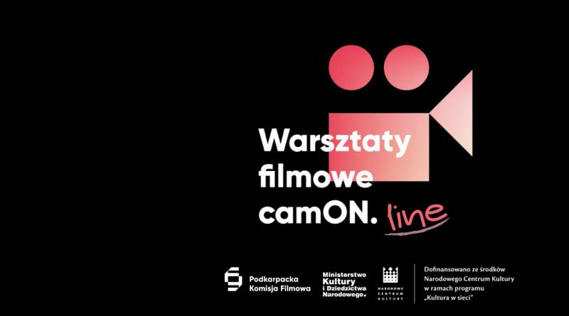 Poznaj tajniki filmu z warsztatami CamON.line!