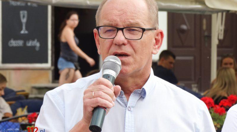 poseł Wiesław Buż