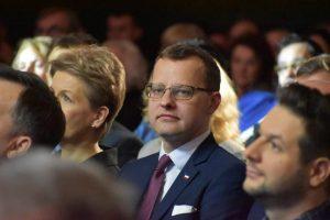 wiceminister sprawiedliwości, Marcin Romanowski