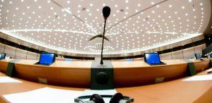 Posiedzenie Europarlamentu