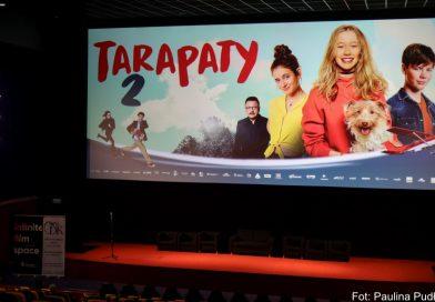 """""""Tarapaty 2"""" już od dzisiaj w kinach! Zobacz recenzję portalu rzeszow112.pl"""